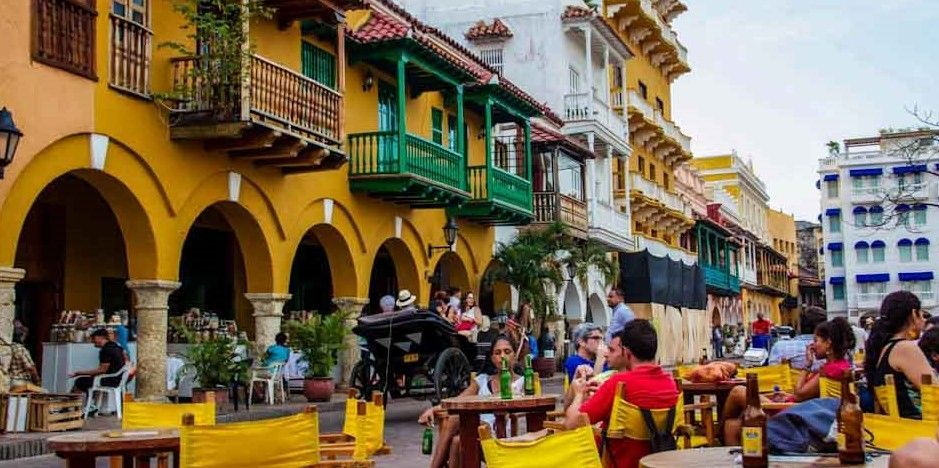 Yacht charter cartagena colombia